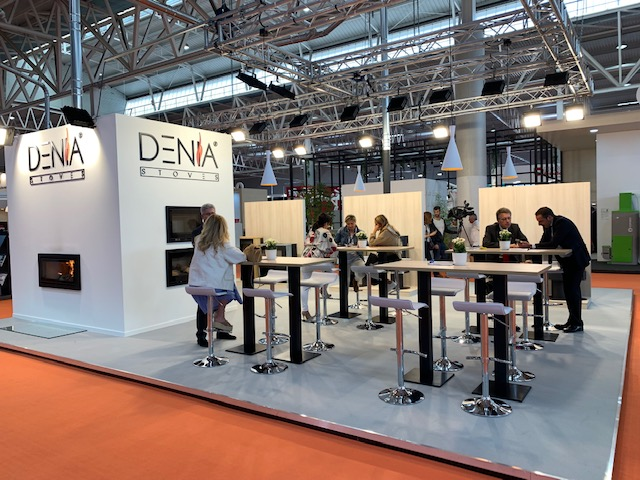 DENIA STOVES EXPOBIOMASA 2019