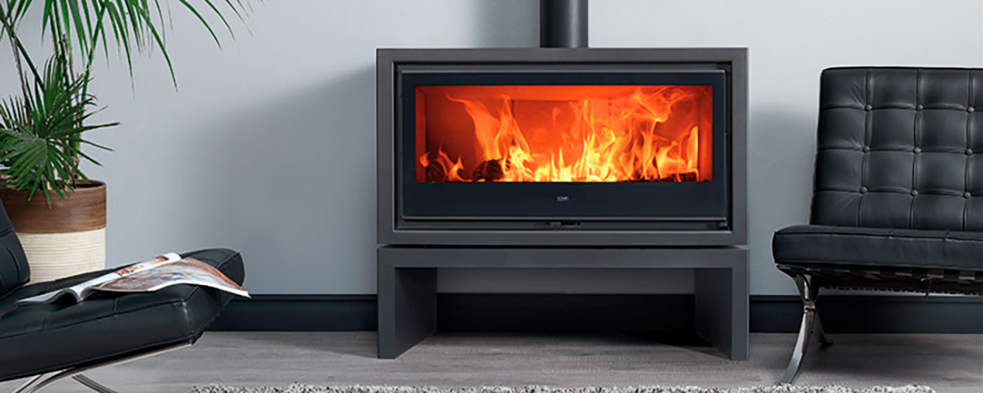 Discover the importance of external air intake on wood stoves