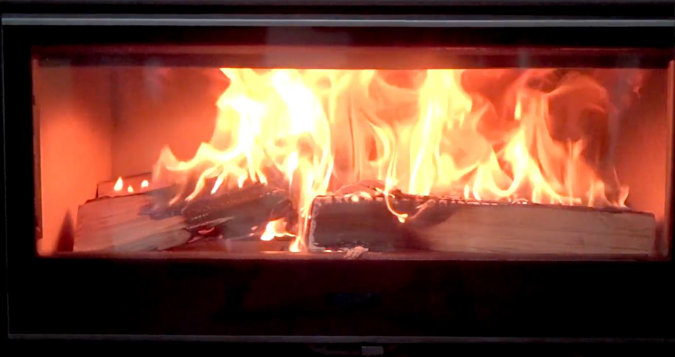 DENIA How to operate your wood stove efficiently